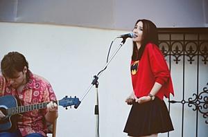 В Екатеринбурге прошел фестиваль английской песни