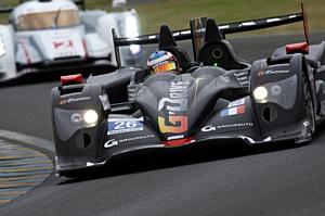 Команда G-Drive Racing by Signatech Nissan с успехом выступила в гонке