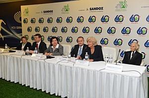 В рамках Всеукраинской инициативы «60+Кардио» прошел забег спортсменов-любителей от 70 до 80 лет