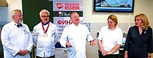Les Chefs en Or в России: определен победитель среди юниоров