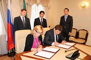 Корпорация экспорта Республики Татарстан заключила соглашение с крупнейшим выставочным оператором