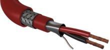 Огнестойкий бронированный кабель для передачи данных в промышленных системах АСУ ТП