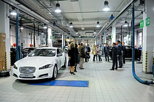 Компания Jaguar Land Rover Inchcape провела «Service Day»