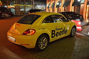 Volkswagen Beetle ���� ������ � ����������� ��������