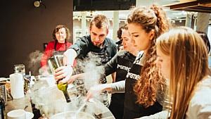 Smeg провел тренинг с кулинарной частью для архитекторов и дизайнеров