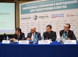 Компания «Кронштадт» собрала лучших специалистов на I Международной конференции о судостроении