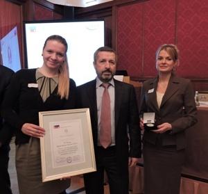 Компания Ниармедик стала серебряным призером швейцарско-российской премии в области инноваций