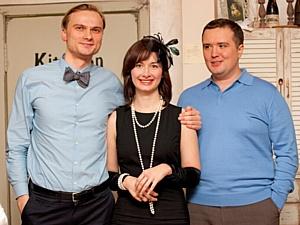 Писатель Алексей Козлов провел литературные чтения