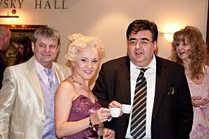 Нелли Агафонова на ежегодной    церемонии   «Лучшие женщины России»