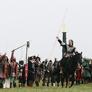 635 годовщина Куликовской битвы на Куликовом поле
