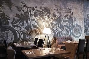В Москве открылся первый ресторан для гастрономических путешествий!
