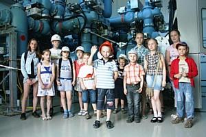 В МЭС Северо-Запада прошел День защиты детей