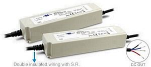 Два новых драйвера GlacialPower для 12-57В внутренних светодиодных светильников