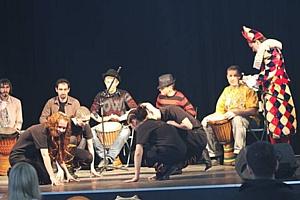 Пресс-конференция, посвященная Благотворительному концерту в поддержку детей с синдромом Дауна.
