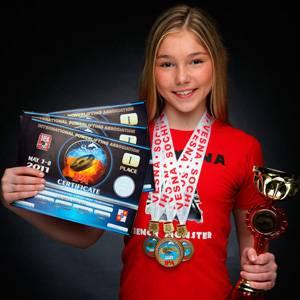 «Принцесса штанги» Марьяна Наумова вернулась с Ямала с новым рекордом