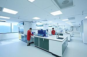 Первый научно-исследовательский центр «Шелл» в Китае