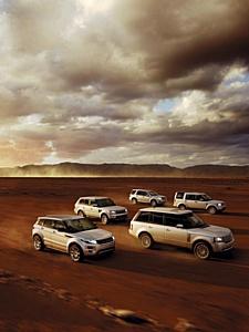 6 месяцев защиты для нового Land Rover