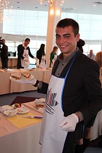 Бизнес-кухня с губернатором