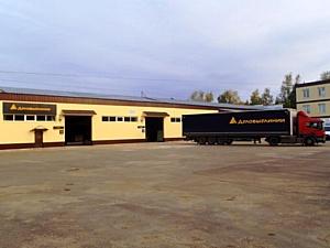 Во Владимире открылся крупнейший терминал сборных грузов