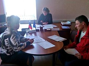 Специалисты филиала ФГБУ «ФКП Росреестра» по Ивановской области провели приём граждан