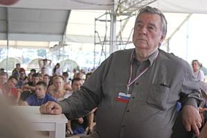 Александр Проханов: «Идеология – это народ».
