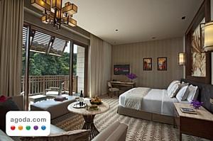 Agoda.com: специальные скидки на новый отель Equarius курорта Resorts World Sentosa