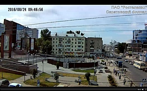 «Ростелеком» организовал видеонаблюдение за работами по благоустройству Саратова