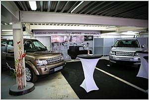 Артекс встретился с поклонниками Land Rover в рамках Service Day