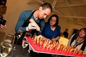 Итальянский дизайнер Умберто Джираудо запустил креативный проект Food Design Lab на Артплее