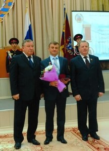 Заместитель директора НТЦ Галэкс награжден медалью «За заслуги в труде»