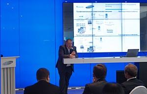 Начало стратегических партнерских отношений между компаниями Daichi и Samsung