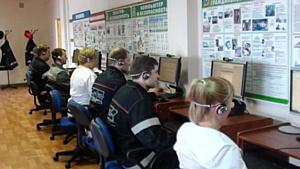 Учебный класс Сосногорской ТЭЦ признан лучшим в КЭС Холдинге