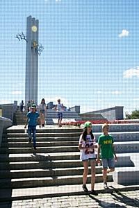 """В """"Ровеснике"""" на Волге отдохнули дети сибирских нефтяников"""