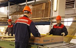 Первые в России: Производство акустических потолков Rockfon в Выборге