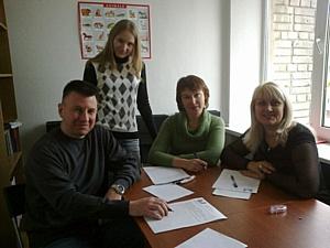 28 ноября в Ростове прошёл экзамен на завершение 1-го уровня по программе ESL.