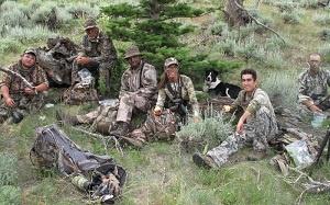 Премьера на телеканале Outdoor Channel: «Тренировочный лагерь охотников»