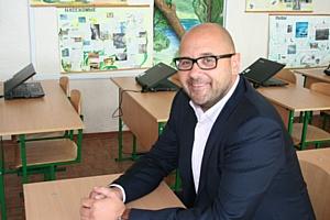 Дмитрий Святаш представил педагогам Харькова отчет по 10 годам работы в ВР