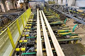 В Финляндии открыт новый ультрасовременный завод Honka