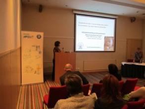 Детское питание Humana было презентовано на Воронцовских чтениях-2012