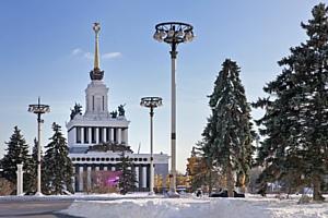 «8 канал» откроет «Рождественскую деревню на ВВЦ»!