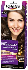 Наталья Орейро - новое лицо бренда Palette