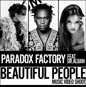 ����������� ����������� ����� �Beautiful People� Paradox Factory � Dr.Alban