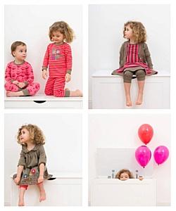 Детская одежда Little Green Radicals в интернет-магазине NaturaKids