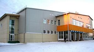 В Ухте открылся новый спортивный комплекс по технологии Lindab