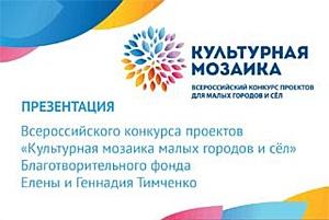 Презентация Всероссийского конкурса проектов в Вологде
