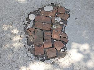 ОНФ в Хакасии провел мониторинг состояния автомобильных дорог города Абаза