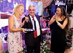 Грузинской дом - ресторан «Gotinaza» отпраздновал свой первый день рождения.