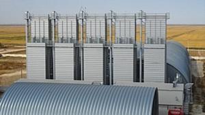 Зерносушилки Strahl: эффективность работы в суровых условиях