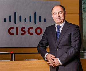 Руководителем бизнеса Cisco в России стал Сергей Черноволенко