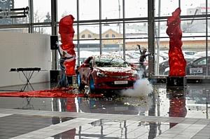 ����������� Opel Astra GTC � ������ ���������� ����